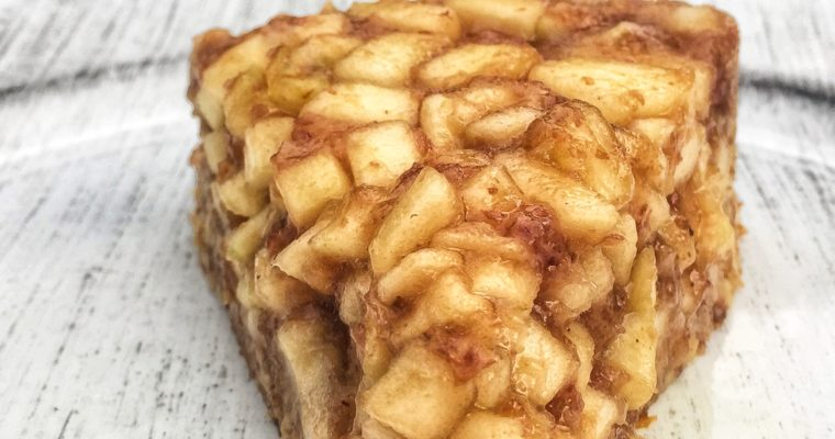 La Raw Apple Pie più Semplice del Mondo – Torta di Mele Raw Vegan